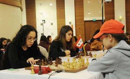 Satranççılarımız, Türkiye Kadınlar Satranç Şampiyonası'nda