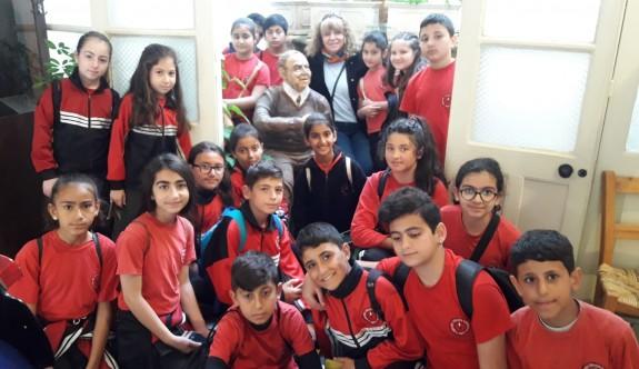 Şht. Yalçın İlkokulu müzemizi ziyaret etti