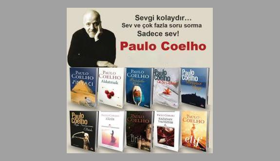 """""""Simyacı"""" yazar Paulo Coelho"""