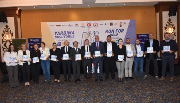Turkcell Girne Yarı Maratonu 14 Nisan'da
