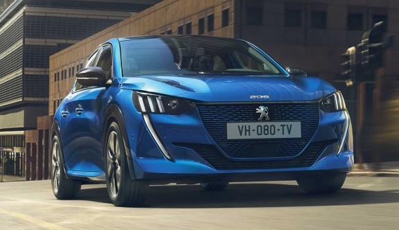 Yeni Peugeot 208 teknolojide çağ atladı