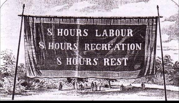 1856'dan bugüne 1 MAYIS