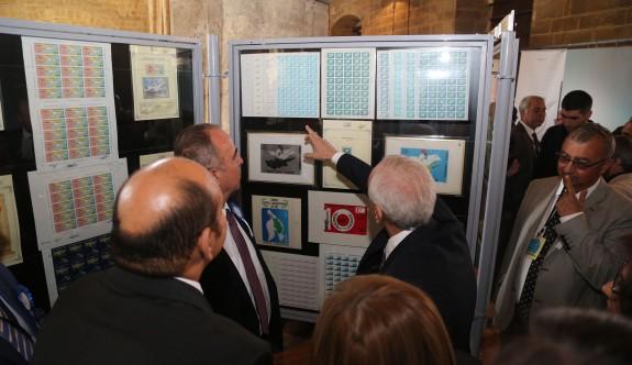30'a yakın filatelistin pulları sergileniyor