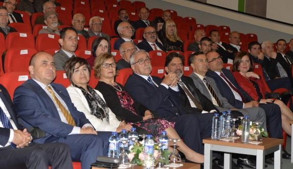Ahmet Sami Topcan'ın hayatı belgeseli gösterimi yapıldı