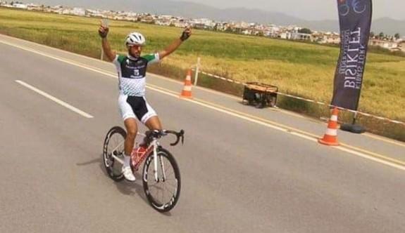 Akbaş, Mersin'de yarışıyor