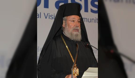 Başpiskoposa ırkçı suçlaması