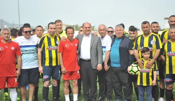 Batmazoğlu Turnuvası başladı