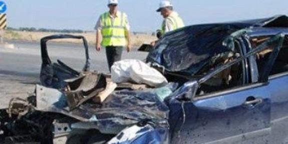 Bir haftada 65 kaza, 17 yaralı