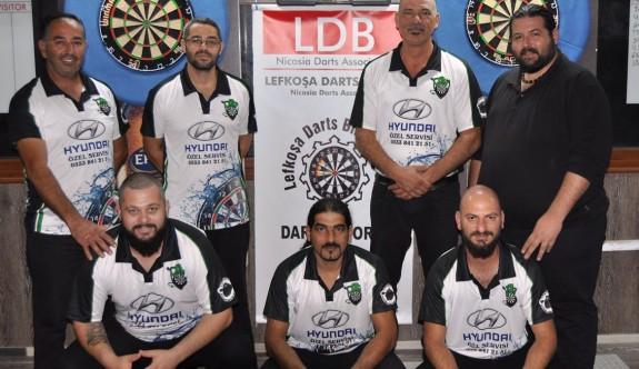 Darts Birinci Ligi, ikincisini bekliyor