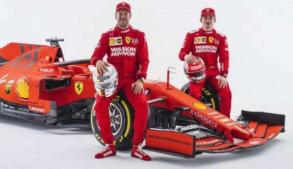 Ferrari'de işler karışık