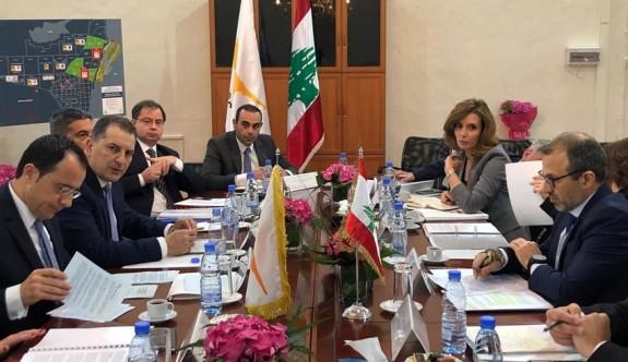 Güney Kıbrıs ile Lübnan enerjide işbirliği arayışında