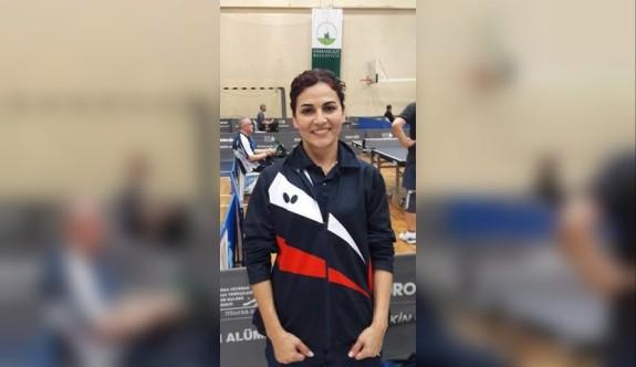 Hurey, Bursa'da şampiyon oldu