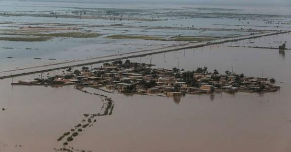 İran'da sel felaketinin bilançosu ağırlaşıyor