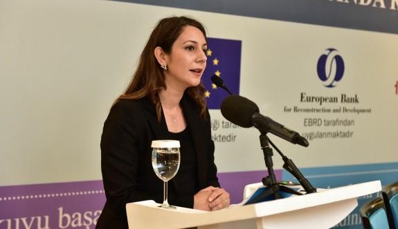 ''İş Dünyasında Kadın İnisiyatifi'' programı başladı