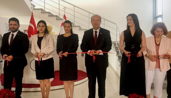 Kazakistanlı ressamların eserleri sergide