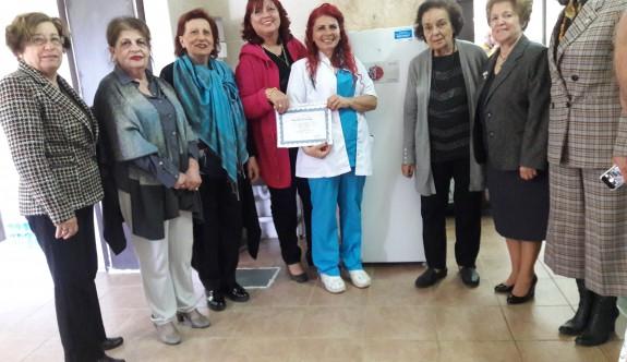 Kıbrıs Türk Kadınlar Birliği'nden duyarlı hareket