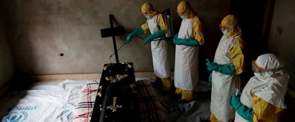 Kongo'daki Ebola salgınında 4 günde 43 kişi öldü