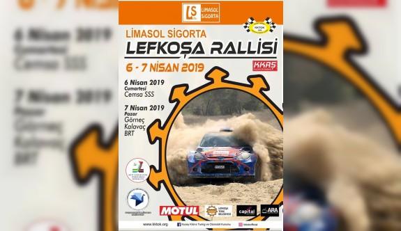 Lefkoşa'da ralli heyecanı yaşanacak