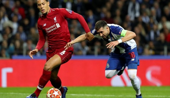 Liverpool, yarı finalde