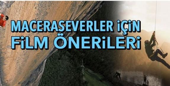 Maceraperestler için en güzel dağcılık filmleri