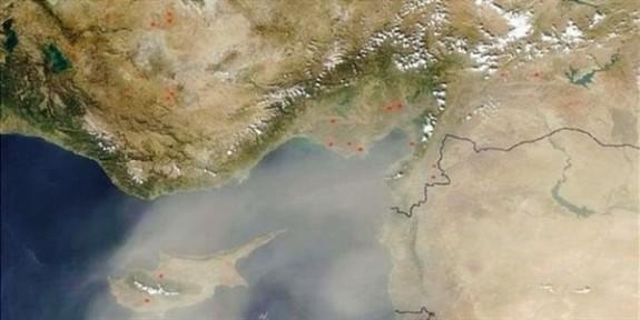 Meteoroloji Dairesi'nden toz ihbarı