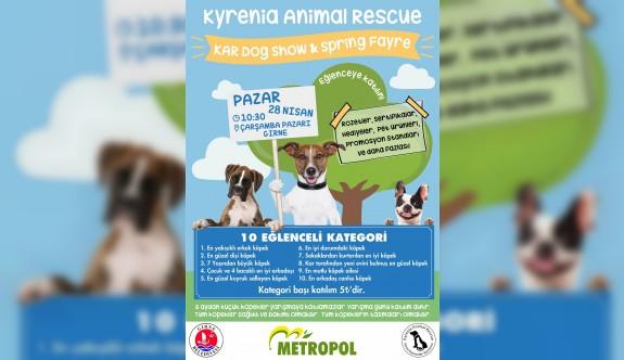 Metropol Süpermarket'ten köpek etkinliğine destek