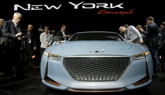 New York Otomobil Fuarı'nın gözdeleri SUV'lar