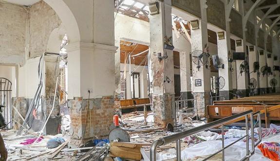 Sri Lanka'daki terör saldırılarında hayatını kaybedenlerin sayısı artıyor