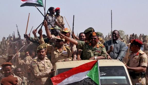 Sudan'da sıcak gelişmeler