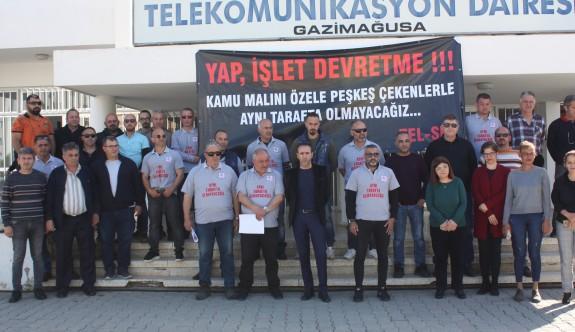 Telekomda süresiz grev uyarısı