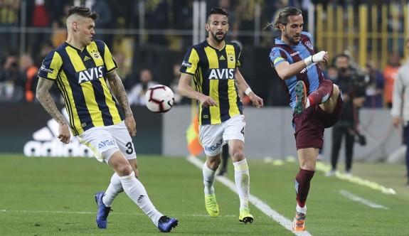 Trabzon'un 22 yıllık hasreti son saniyede kaçtı
