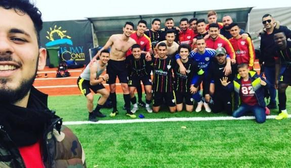U21 Liglerinde şampiyonluk günü