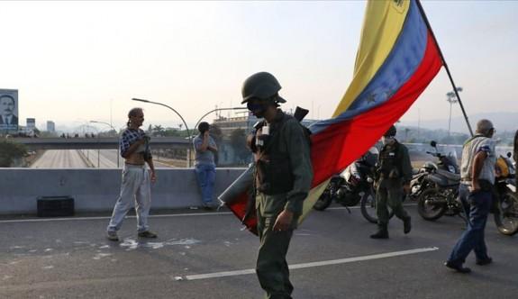 Venezuella'da darbe girişimi