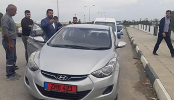 Zaroğlu'ndan polise tehdit