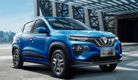 2020 Renault City K-ZE tanıtıldı