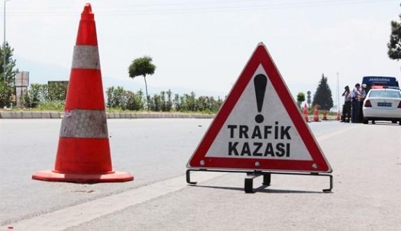 92 kazada 30 kişi yaralandı