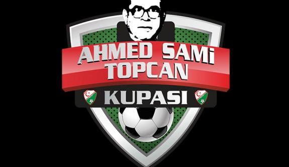 Ahmed Sami Topcan Kupasının programı açıklandı
