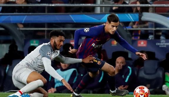 Barcelona, finale göz kırptı