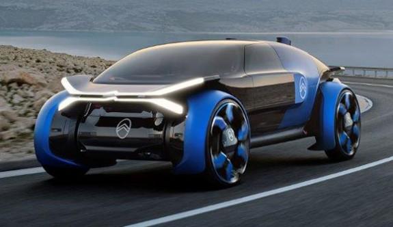 Citroen'den sıra dışı bir konsept daha: 19_19 Concept