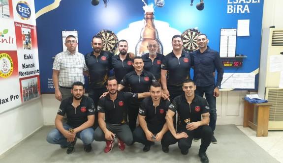 Darts Yaz Ligi heyecanı sürüyor