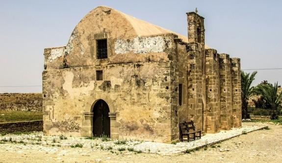 Değirmenlik'teki kiliseye restorasyon çalışmaları başlıyor