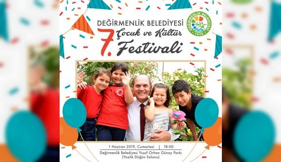 Değirmenlik yarın çocuk festivaliyle renklenecek
