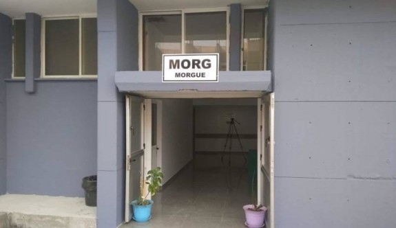 Devlet hastanesi müdürü morgu sattı!