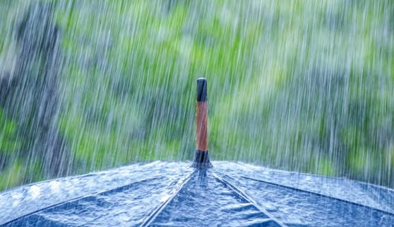 Dikkat yarın şemsiyenizi yanınıza almayı unutmayın