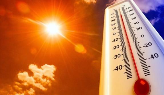 Dikkat: Yarın sıcaklık 40 derece