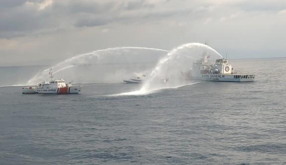 Ege Denizi'nde başarılı Arama-Kurtarma tatbikatı