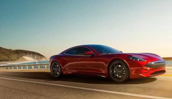 Elektrikli spor arabalara yeni üye: Karma Revero GT