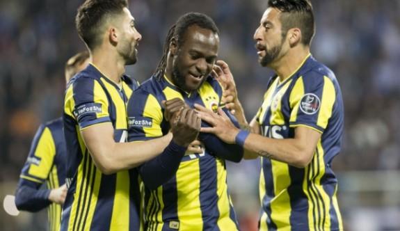 Erzurum'da kazanan Fenerbahçe