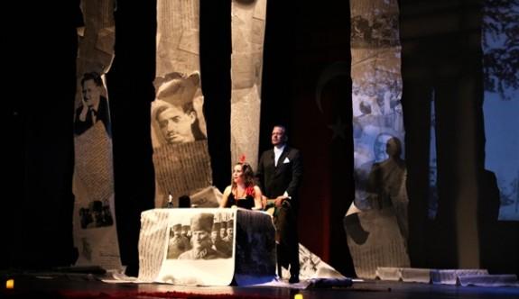 """""""Esaretten Özgürlüğe"""" yarın akşam Lefkoşa'da sahneleniyor"""