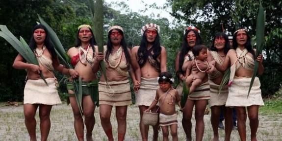 Evleri için savaşan cesur kabile: Waorani